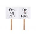 Karteczki I'm his MRS/I'm her MR, 1op.
