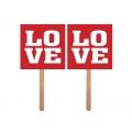 Karteczki Love/Love, 1op.