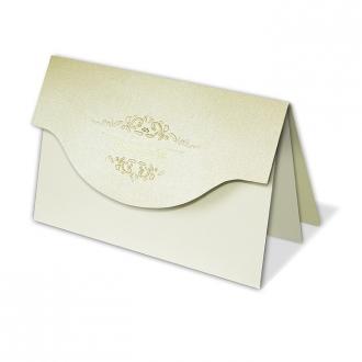 Zaproszenia Ślubne Delikatne i Skromne F1053