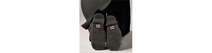 Naklejki na buty