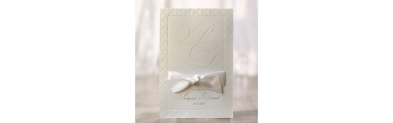 Eksluzywne zaproszenia ślubne